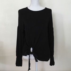 Lucky Brand Long Sleeve Top (L)
